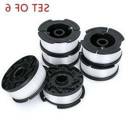 1-6 Pack Decker 30ft Weed Eater String Replacement Spool Lin
