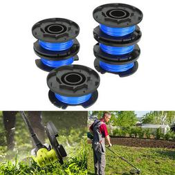 1/6Pcs Auto Feed Line String Trimmer Replacement Spools for