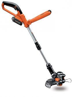 "10"" Cordless String Trimmer & Edger, Outdoor Gardening Power"