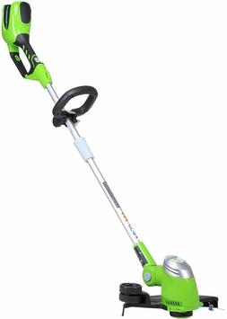 Greenworks 13-Inch 40V Cordless String trimmer, Battery Not