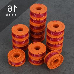 16 pack replacement spool string trimmer line