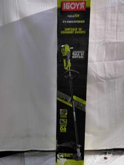 RYOBI 18 in. 10 Amp Attachment Capable Electric String Trimm