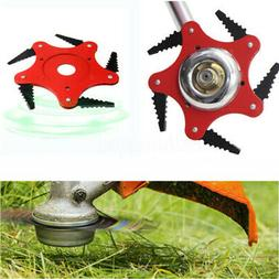 1pc Garden Trimmer Head Power Tool For Lawn Mower Grass Weed