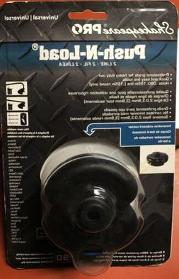 """Shakespeare 2 Line Push-N-Load String Trimmer Head .80""""-.155"""