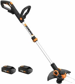 20V Electric Cordless String Trimmer Weed Eater Lawn Wacker