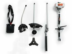 26CC 4 in 1 Multi Tool -  String Trimmer, Brush Cutter, Hedg