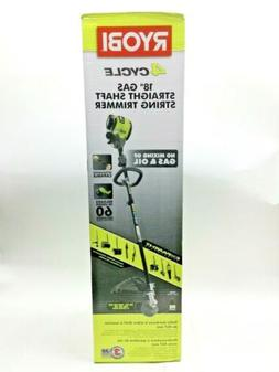 """Ryobi 4-Cycle 18"""" Straight Shaft String Trimmer  Attachment"""