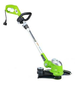 Greenworks 5.5-Amp 15-in Corded Electric String Trimmer and