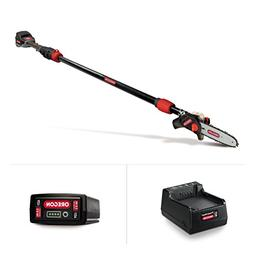 Oregon 563455 40V MAX Cordless Lithium-Ion Pole Saw Kit with