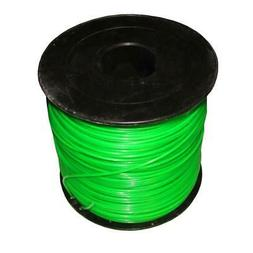 5lb .095 Round Green Commercial String Trimmer Line Spool Ro
