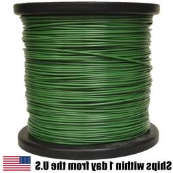 .095 5lb Round Green Commercial String Trimmer Line Roll Fit