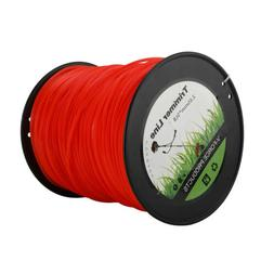 5lb Trimmer Line Nylon Square Replacement Spool for String T
