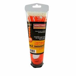 Craftsman 85910 Pre-cut Spiral Shape .095 Trimmer Line