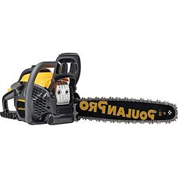 Poulan Pro 967061501 50cc 2 Stroke Gas Powered Chain Saw wit
