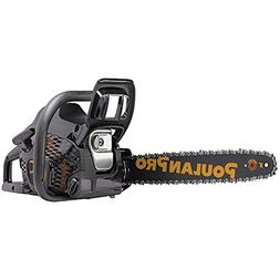 Poulan Pro PR4016, 16 in. 40cc 2-Cycle Gas Chainsaw