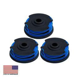 "Homelite autofeed dual .065"" string trimmer spool line 3 Pac"
