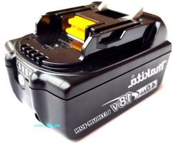 Makita BL1840 18V 4.0AH Battery- Discontinued by Manufacture