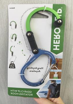 HEROCLIP Gear Clip-Carabiner and Hook Seattle  , Camping and