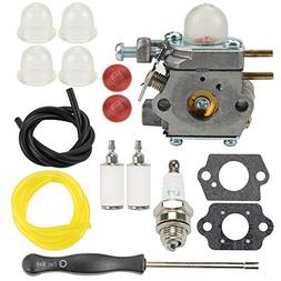 Buckbock 753-06190 Carburetor for Troy Bilt TB22 TB21EC TB22