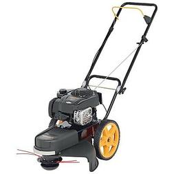 Poulan Pro 961720015 190 cc High Wheel Lawn Trimmer Mower, 2