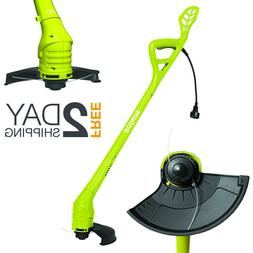 Corded Electric String Trimmer Weed Wacker Eater Lightweight