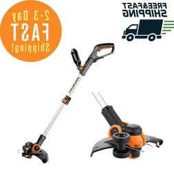 Cordless Electric String Trimmer Weed Eater Lawn Wacker Edge