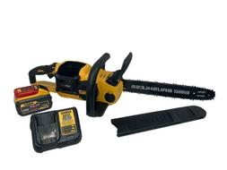 DEWALT DCCS670X1  FLEXVOLT 60V MAX Brushless Chainsaw 3.0AH