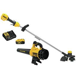 Dewalt-DCKO975M1 20V MAX 13In String Trimmer and Blower Comb