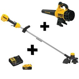 Dewalt DCKO97M1 20V MAX Lithium-Ion Cordless String Trimmer/