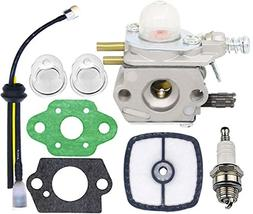 HOOAI Echo Trimmer Carburetor - C1U-K29 C1U-K47 C1U-K52 SRM2