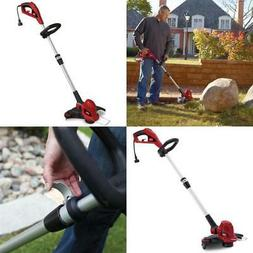Electric Corded Grass Trimmer 5 Amp Motor Edger Patio Lawn G