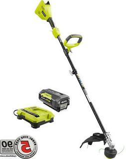 Ryobi Electric String Trimmer Cordless 40-Volt Lithium-Ion A