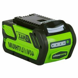 Greenworks G-MAX 40V Lithium-Ion 4AH Battery 29472-RC