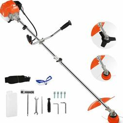 Gas Power Brush Cutter Grass Trimmer Powerful Cutter for Gar