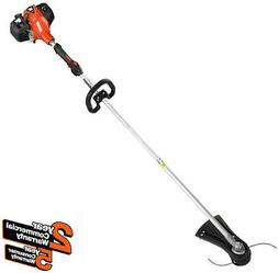 Gas String Trimmer Weed Wacker 25.4 cc Gas 2-Stroke Cycle St
