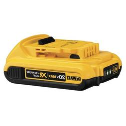 New GENUINE Dewalt 20V DCB203 2.0 AH MAX Battery 20 Volt Fo