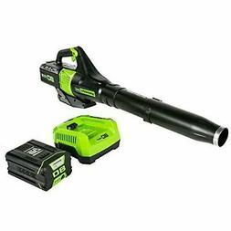 GreenWorks 80V Pro Jet Blower with 2.5Ah Battery and Charger