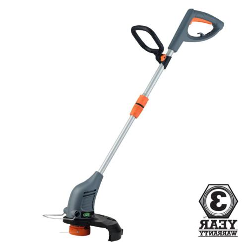 13 in. 4 Electric Lightweight Converts Trimmer to Edger