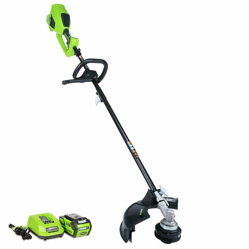Greenworks 14-Inch 40V Cordless String Trimmer , 4.0 AH Batt