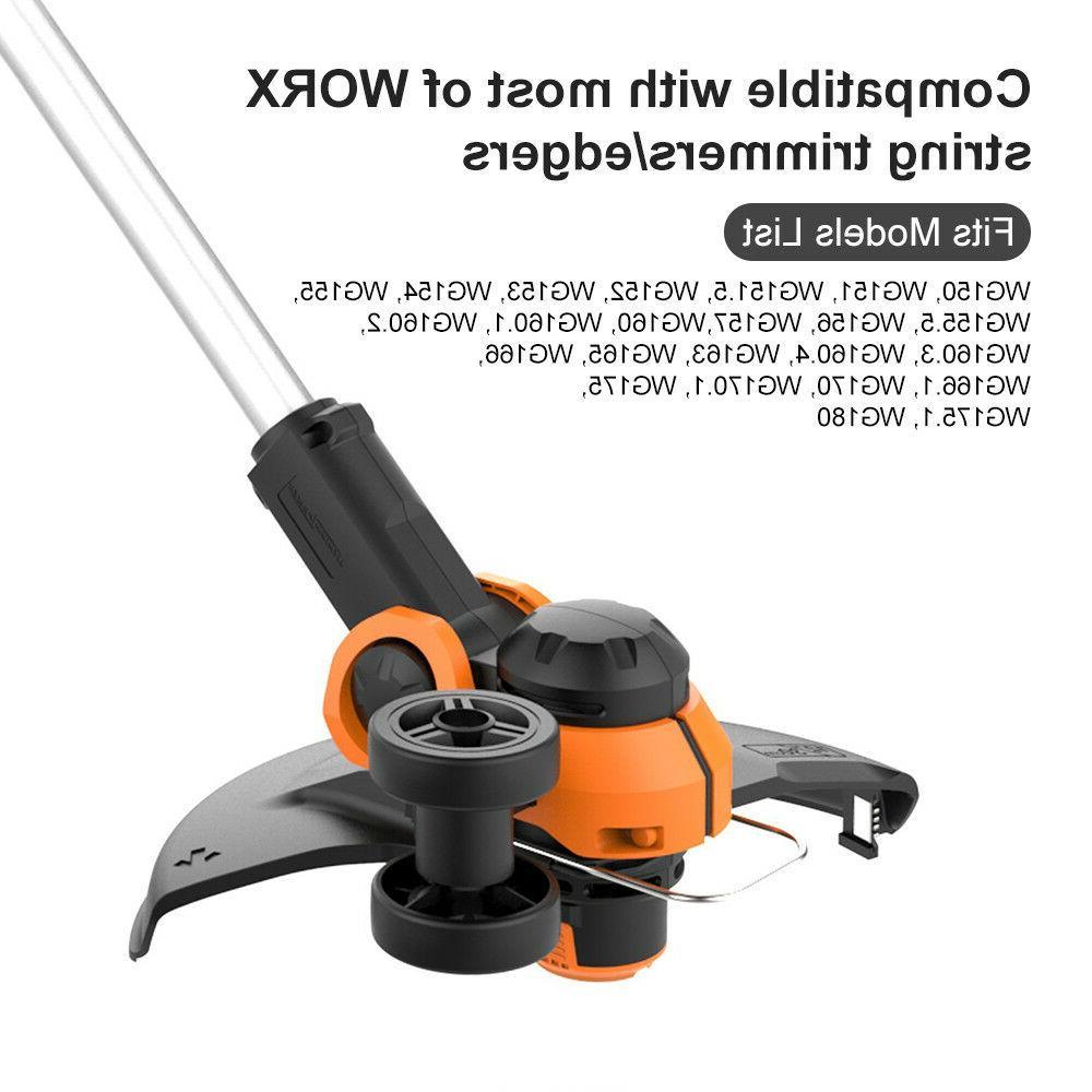 16 Replacement String Trimmer Line WORX