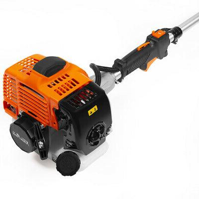 2-in-1 Straight Gas Weed Eater 26 CC Edger