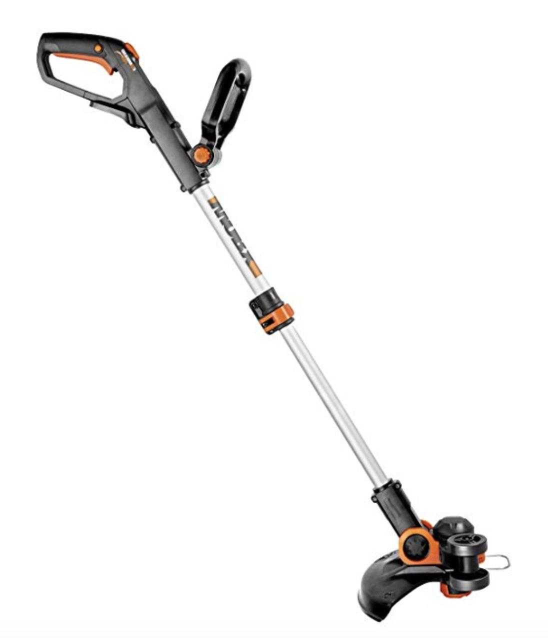 20V Worx Weed Eater Cordless Grass Trimmer Lawn Yard Edger T