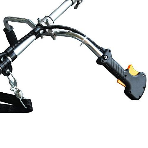 Duty 2-Cycle Dual Trimmer 42.7cc