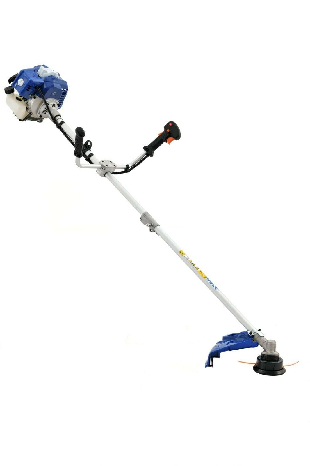 52cc in Straight Shaft Brush Trimmer