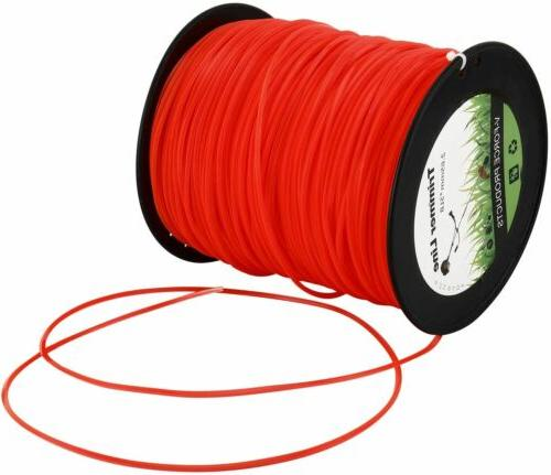 5lb Trimmer Line Nylon Square Replacement String