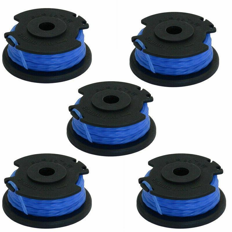 6Pack Ryobi Replacement Twisted Spools