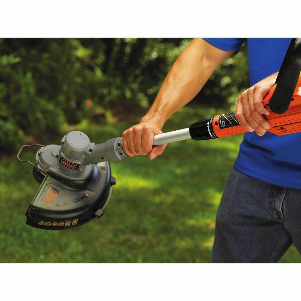 "Black and Weed Eater String Trimmer 12"" Lawn New"