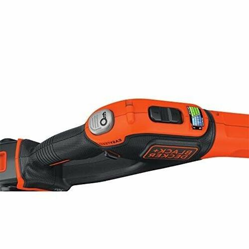 BLACK+DECKER LSTE525 20V Lithium Easy String Trimmer/Edger