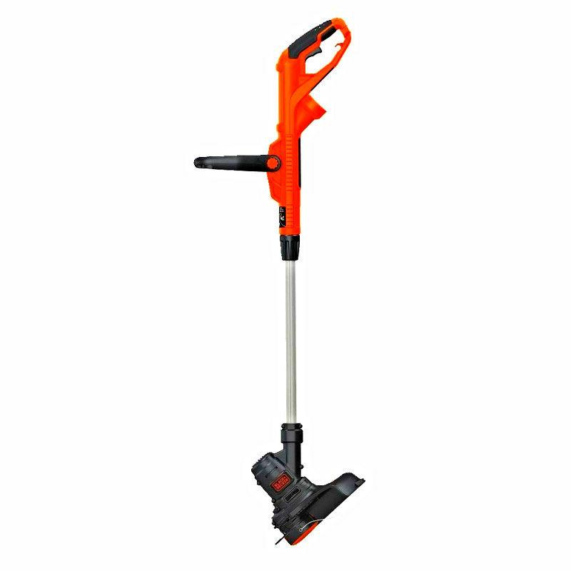 BLACK+DECKER Trimmer Edger Garden Park Grass Cutter Patio La