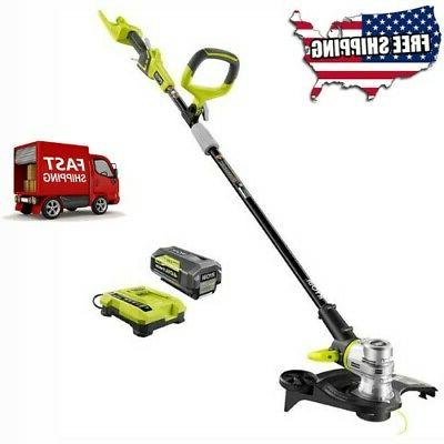 cordless string trimmer edger combo
